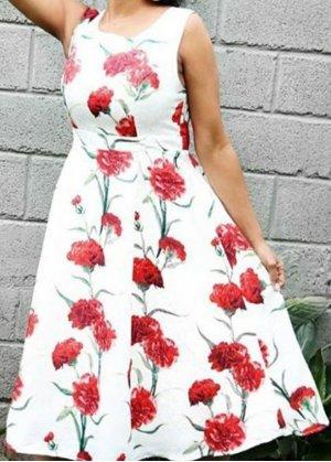 Yumi Kleid 40 Blumen