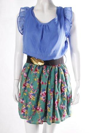 Yumi Kleid mit Blumenprint