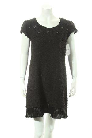 Yumi Kleid schwarz Eleganz-Look