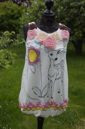 YUMI mega süßes Kleidchen Größe S/M 34/36 Tunika Kleid