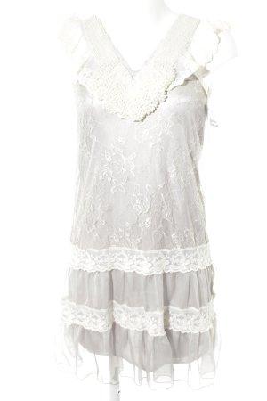 Yumi Minikleid mehrfarbig Elegant