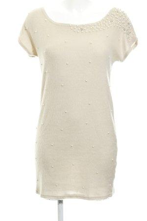 Yumi Shirtkleid creme Elegant