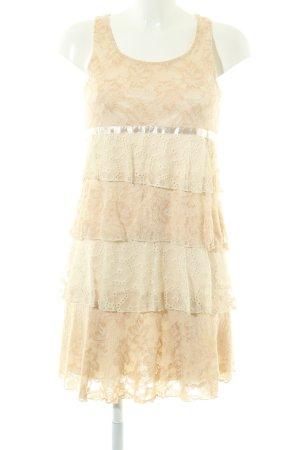 Yumi Spitzenkleid creme Elegant