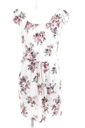 Yumi Spitzenkleid Blumenmuster Romantik-Look