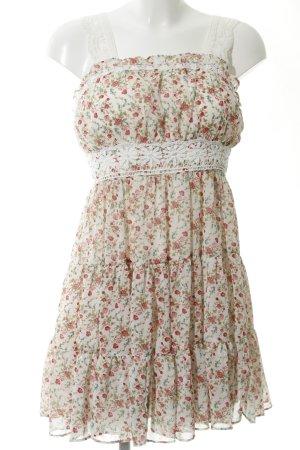 Yumi Trägerkleid Blumenmuster Casual-Look