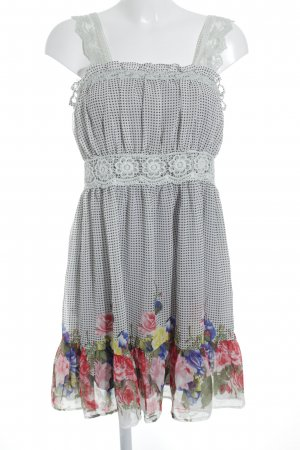 Yumi Trägerkleid Blumenmuster Romantik-Look