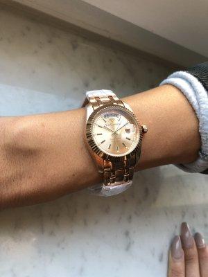 Yves Camani Uhr, rosévergoldet