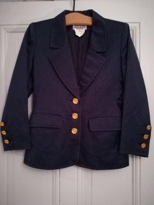 Yves Saint Laurent Blazer Navy Größe 34