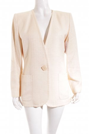 Yves Saint Laurent Blazer nude look casual