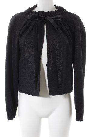 Yves Saint Laurent Cardigan schwarz Elegant