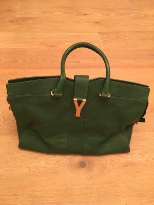 Yves Saint Laurent Chyc Leder Handtasche