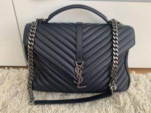 Yves Saint Laurent Collège Bag Large
