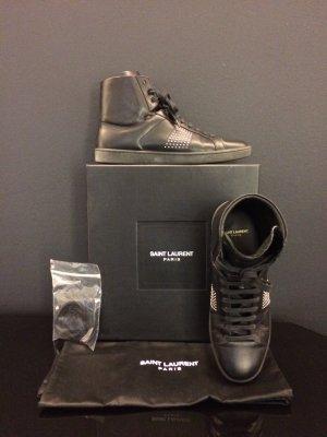 Saint Laurent Sneaker stringata nero