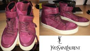 Yves Saint Laurent Gr. 40,5 High Top Sneaker
