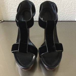 Yves Saint Laurent High Heels Sandalen Gr. 39