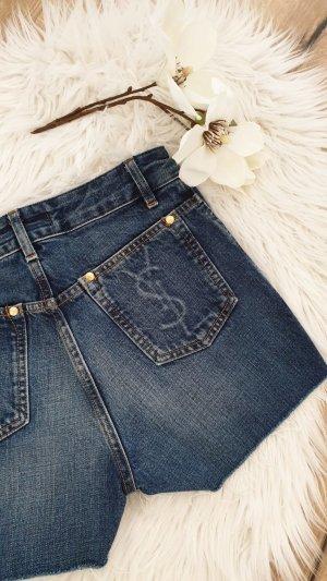 Yves Saint Laurent Jeans kurze Hose S