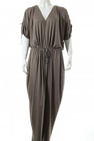 Yves Saint Laurent Jumpsuit hellbraun Casual-Look