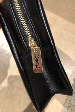 Yves Saint Laurent Mini sac noir-doré