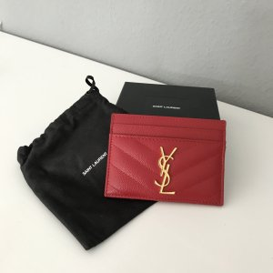 Yves Saint Laurent Kreditkartenetui