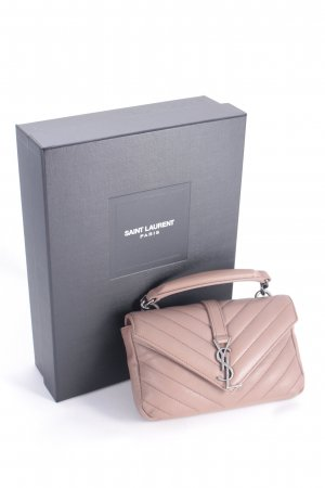 "Yves Saint Laurent Minitasche ""YSL C Wall Monogramme Mini College"""