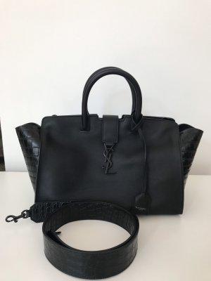 Yves Saint Laurent Monogram Downtown Cabas bag // NEU