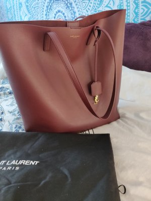 Yves Saint Laurent Borsetta multicolore Pelle