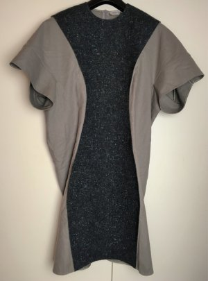 Yves Saint Laurent Vestido de lana multicolor Lana