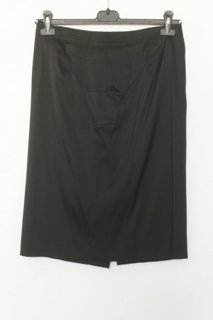Yves Saint Laurent Rock High-Waist-Rock Gr. 40 schwarz