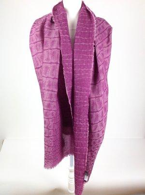 Yves Saint Laurent Schal Cashmere/Seide pink 70x200 cm