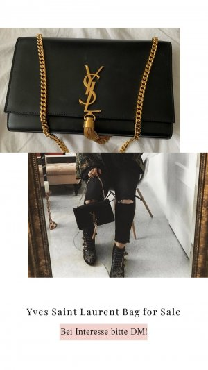 Yves Saint Laurent Crossbody bag black