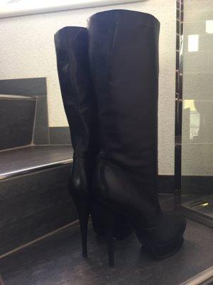 * Yves Saint Laurent * Tribute Lederstiefel Gr. 39,5 - Top Zustand