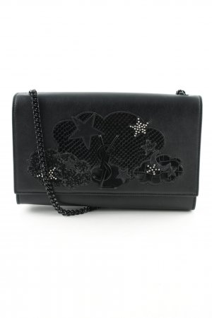 "Yves Saint Laurent Bandolera ""Monogramme Kate Crossbody Bag Stars and Clouds """