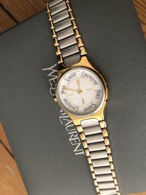 Yves Saint Laurent Vintage Armbanduhr Luxus Top
