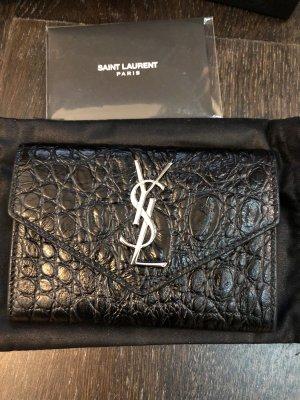 Yves Saint Laurent YSL Geldbörse Portemonnaie Kartenetui - NEU und UNBENUTZT