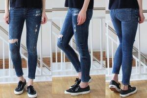 Zara Skinny Jeans blue