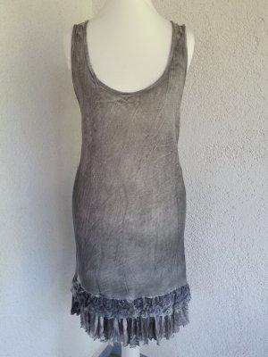 Zabaione cooles Sommerkleid grau Gr.S/36 top Zustand