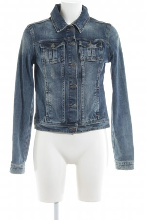 5e294db6a78 Zabaione Denim Jacket blue casual look
