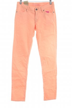 Zabaione Röhrenjeans apricot Casual-Look