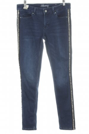 Zabaione Skinny Jeans mehrfarbig Casual-Look