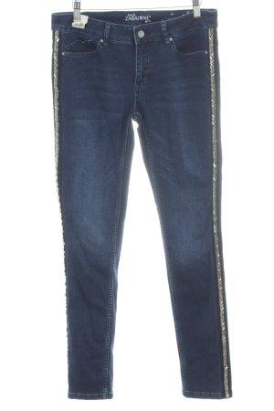 Zabaione Skinny Jeans mehrfarbig Casual-Look