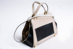 Zac Posen Tasche Satchel Bowling Bag Blogger Phantom Street Trapeze Celine