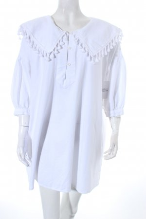Zacro Kleid weiß