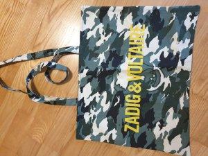 Zadig & Voltaire Canvas Bag multicolored