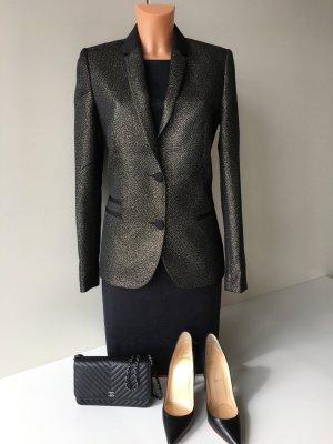 Zadig&Voltaire Deluxe Jacket Blazer Jacke Gr. 36-38 schwarz/gold