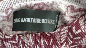 Zadig&Voltaire Deluxe Pullover Gr S (36/38) Seide Kaschmir