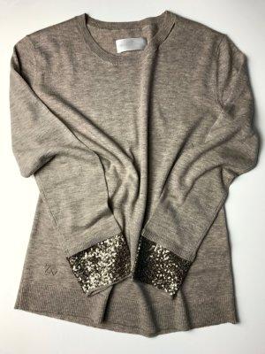 ZADIG & VOLTAIRE leichter Pullover mit Kaschmir - NP 269€