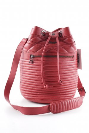 Zadig & Voltaire Shoulder Bag red street-fashion look