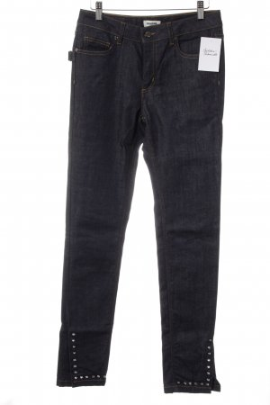 Zadig & Voltaire Skinny Jeans dunkelblau Casual-Look