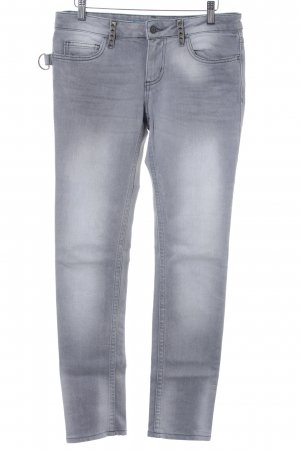 Zadig & Voltaire Straight-Leg Jeans grau Casual-Look