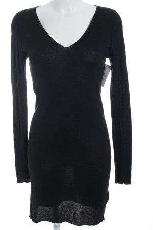 Zadig & Voltaire Strickkleid schwarz Elegant